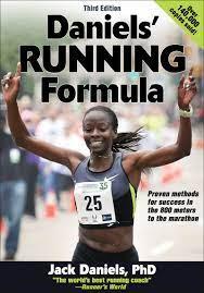 Daniels running formula book