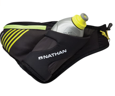 How to carry water while running - Nathan Peak Hydration Waist Belt