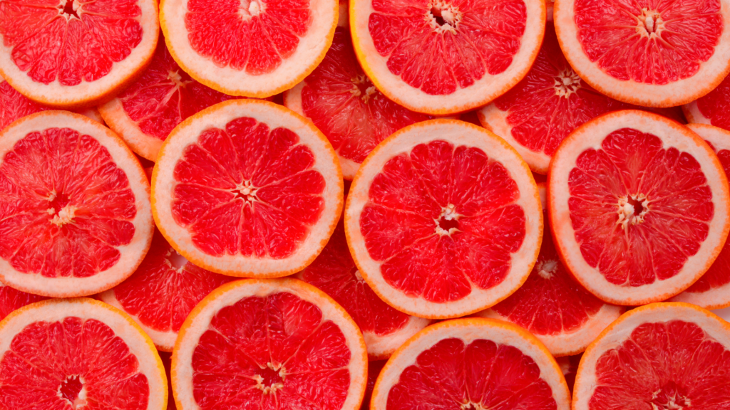 Grapefruit is key ingredient of hypotonic homemade sports drink