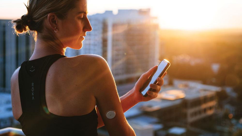 Glucose Sport Biosensor for recreational runners?