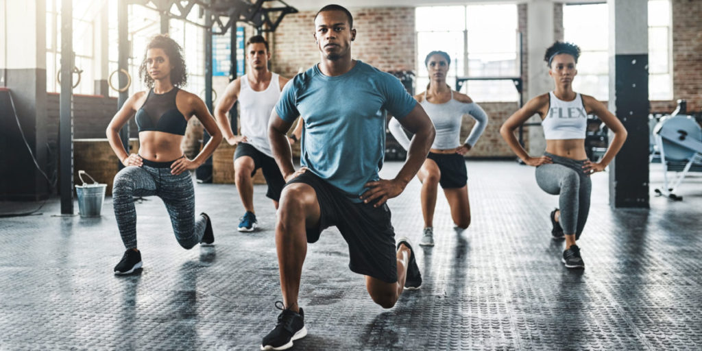 Ultimate answer 42 embedded in your workouts!