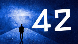 How ultimate answer 42 will help you to run a marathon