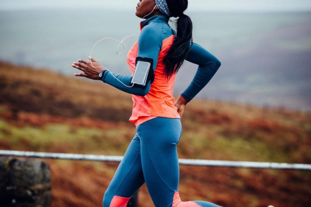 Interval runs are the most demanding part of marathon training plan.